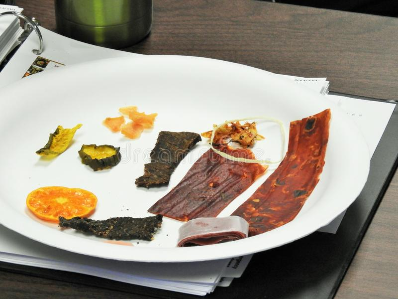 Trying New Dehydrated Foods Free Public Domain Cc0 Image