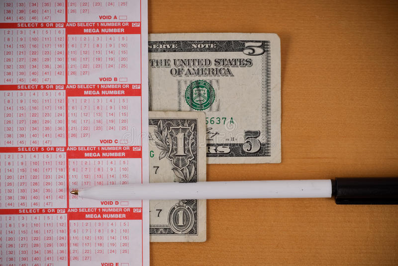 Download Trying Our Luck stock image. Image of chance, lottery - 17430925