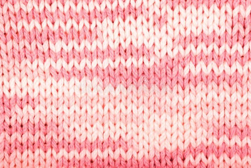 Trykotowa tkanina textured tło fotografia stock