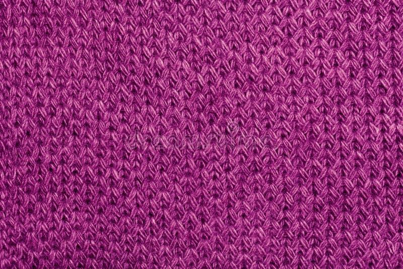 Trykotowa tkanina textured tło obraz royalty free