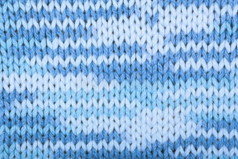 Trykotowa tkanina textured tło zdjęcia royalty free
