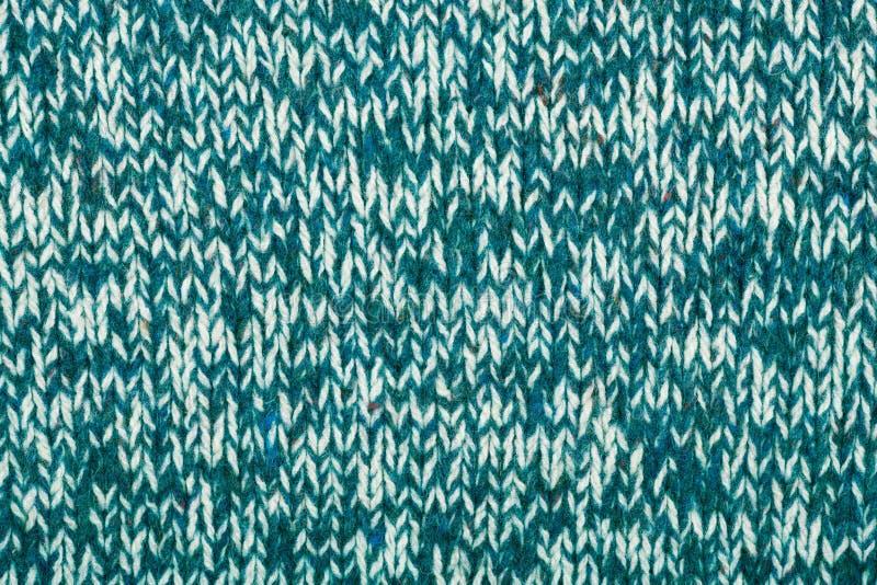 Trykotowa tkanina textured tło zdjęcia stock