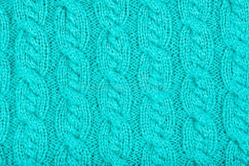 Trykotowa tkanina textured tło obrazy stock