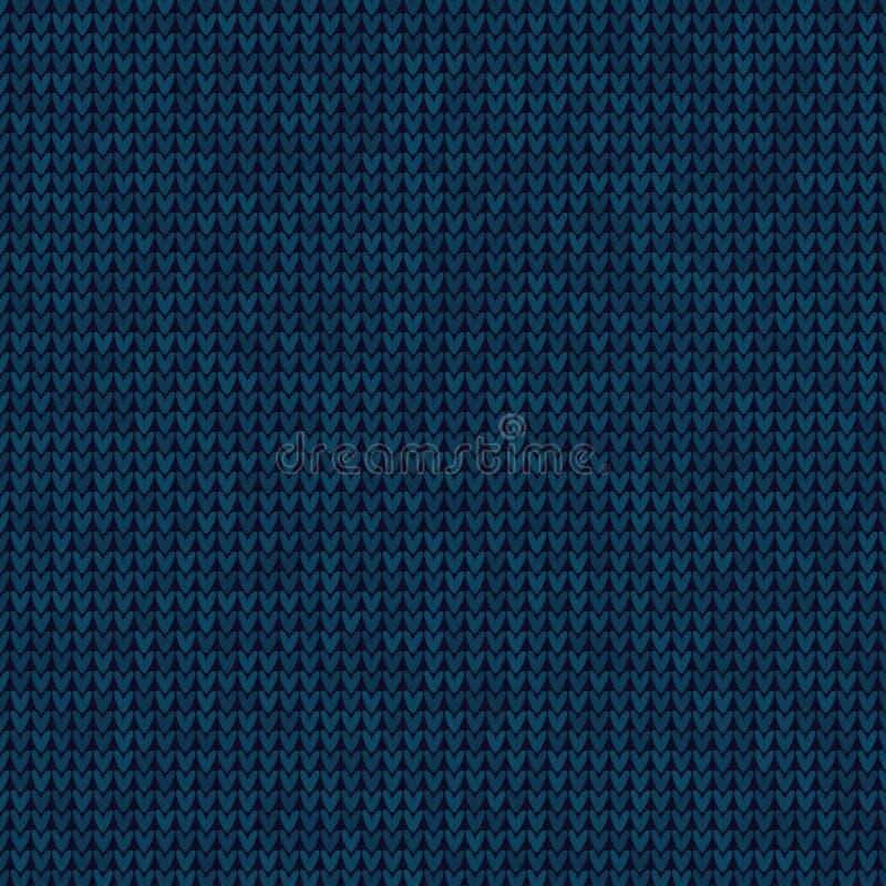 Trykotowy błękitny tło royalty ilustracja