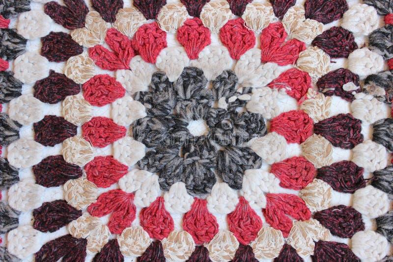 Trykotowy dywanik obrazy royalty free