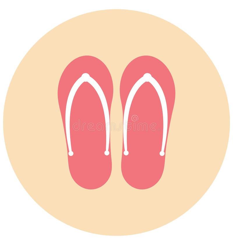 Trzepnięcie klapy koloru Ilustracyjny wektor Odizolowywającej ikony łatwy, specjalny use dla i, ilustracja wektor