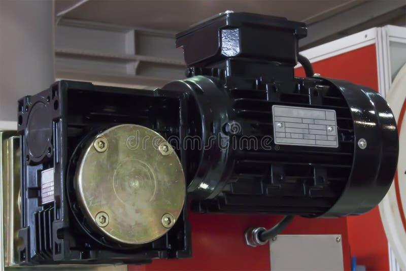 Trzy faz indukci silnik obrazy stock