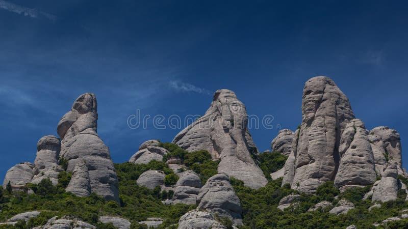 Trzy kamiennego giganta zdjęcia stock