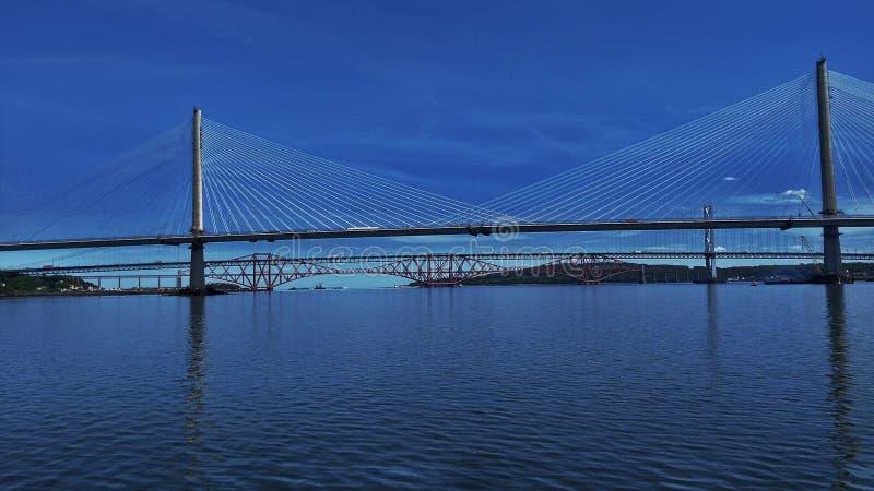 Trzy mosta fotografia royalty free