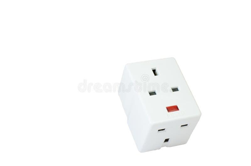 Download Trzy Sposobów Elektryczna Nasadka Obraz Stock - Obraz złożonej z amper, użyteczność: 53786423