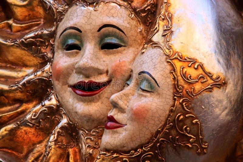 trzy venecia widok zdjęcie stock