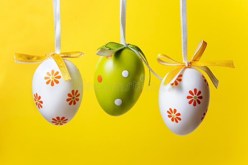Trzy Wielkanocnego jajka
