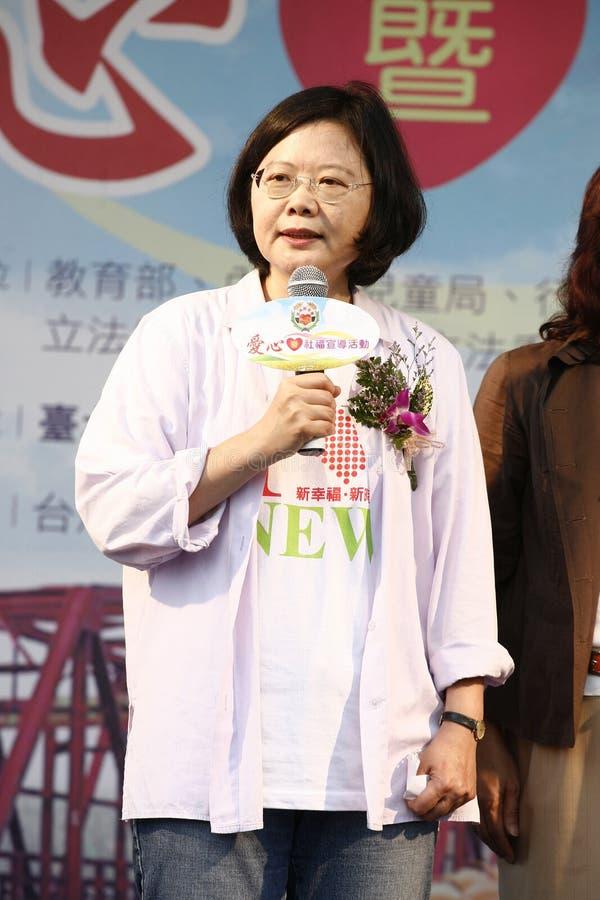 tsai ing wen стоковая фотография rf