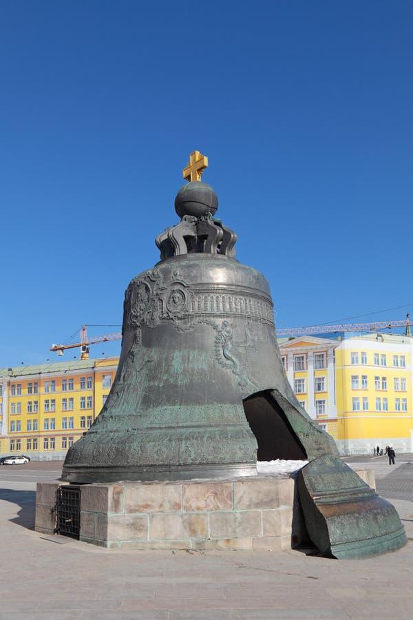 Tsar Bell fotografía de archivo