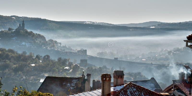 Download Tsarevets Fortress In Veliko Turnovo, Bulgaria Stock Photo - Image: 22020530