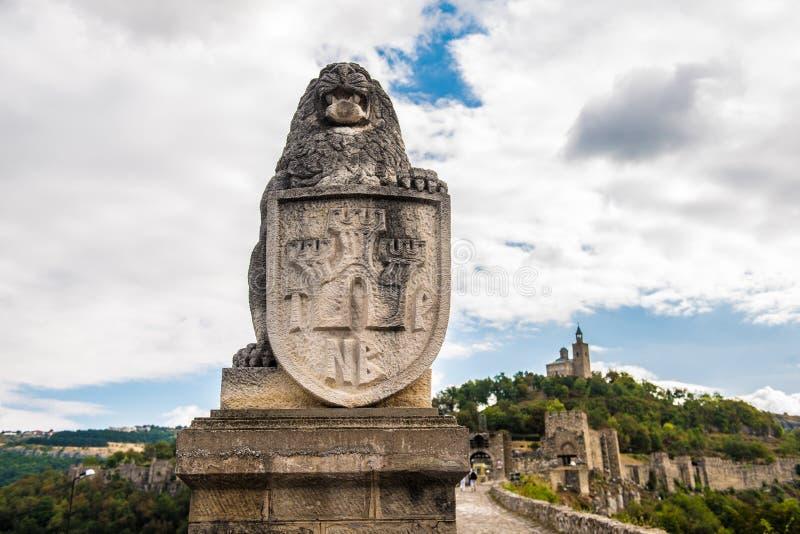 Tsarevets, Veliko Tarnovo, Bulgaria royalty free stock image