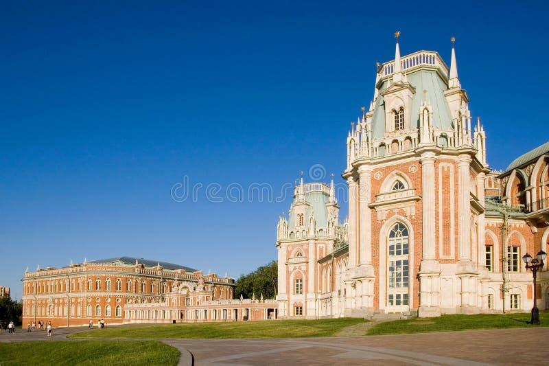 tsaritsino επιφύλαξης μουσείων τη στοκ εικόνα με δικαίωμα ελεύθερης χρήσης