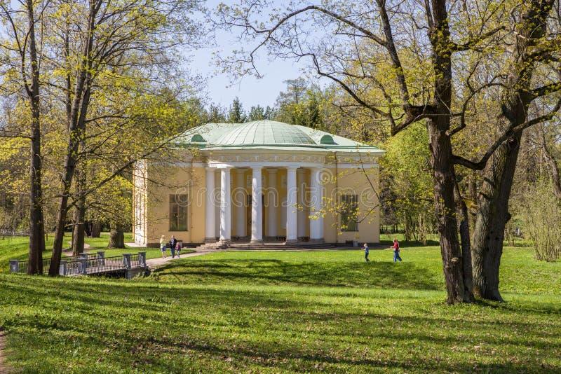 Tsarskoe Selo fotografering för bildbyråer