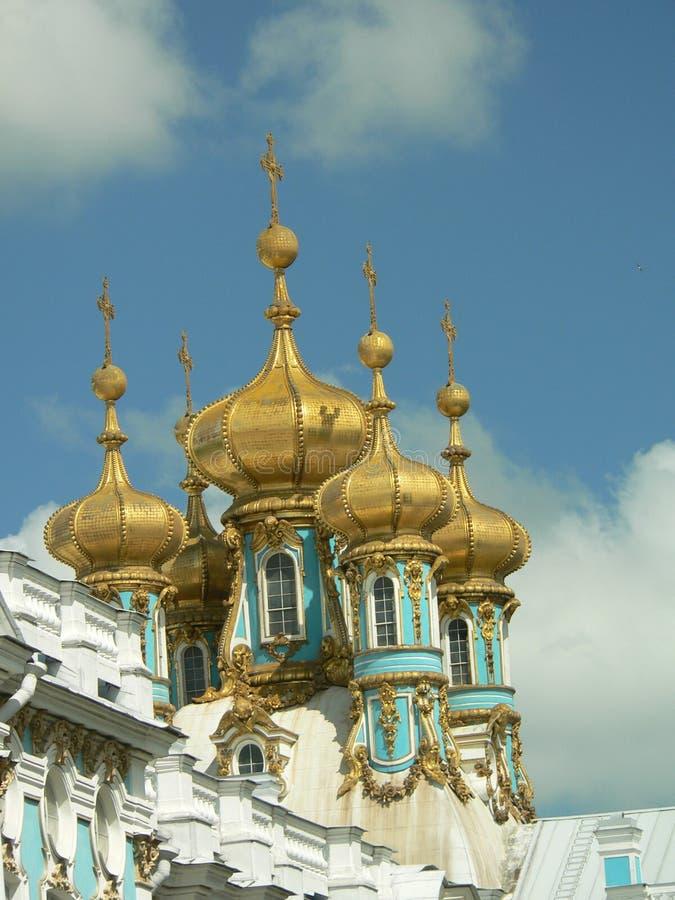 Tsarskoye Selo foto de stock royalty free