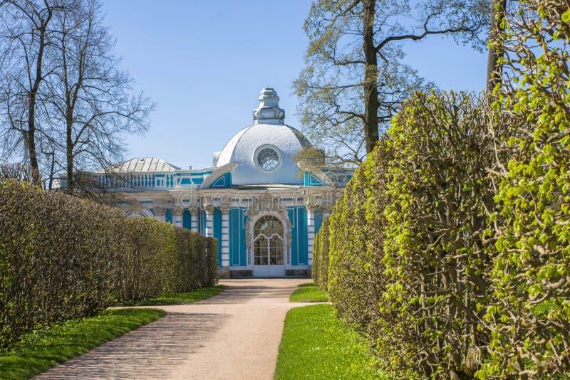 Tsarskoye Selo fotografering för bildbyråer
