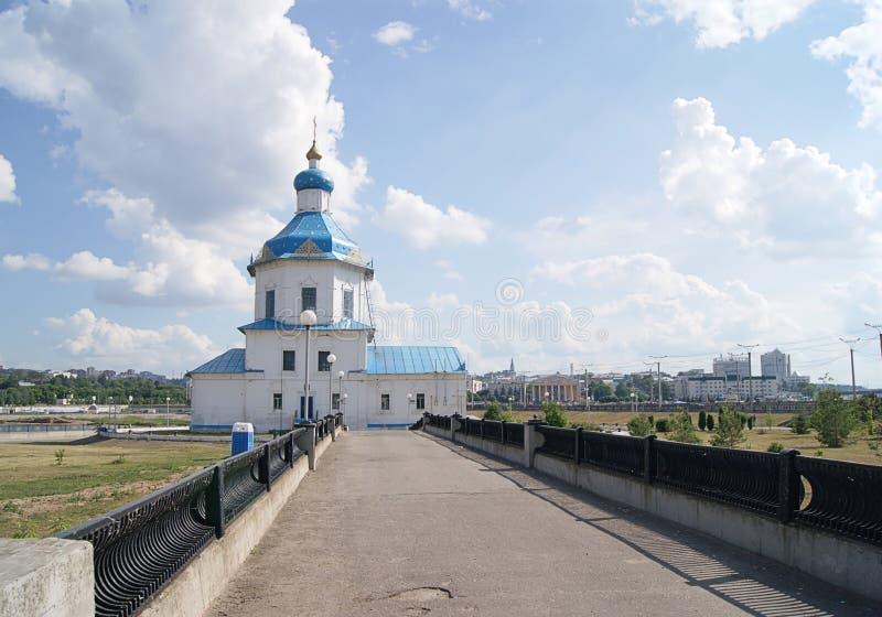 Tscheboksary lizenzfreie stockfotos