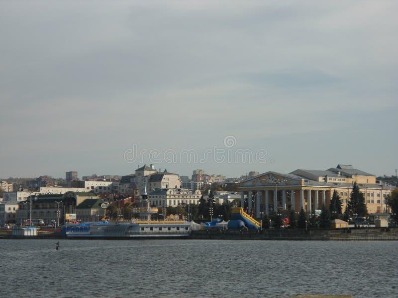 Tscheboksary, Russland stockbilder