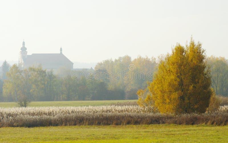 Tschechische Landschaft stockbilder