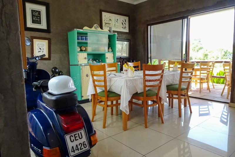 Tshahitsi Lodge Upington South Africa stock photos
