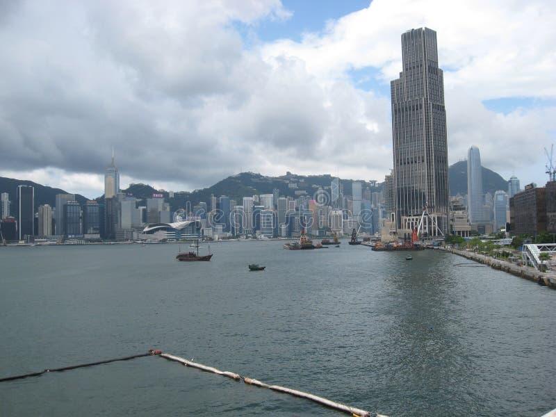 Tsim Sha Tsui, Hong Kong lizenzfreies stockbild