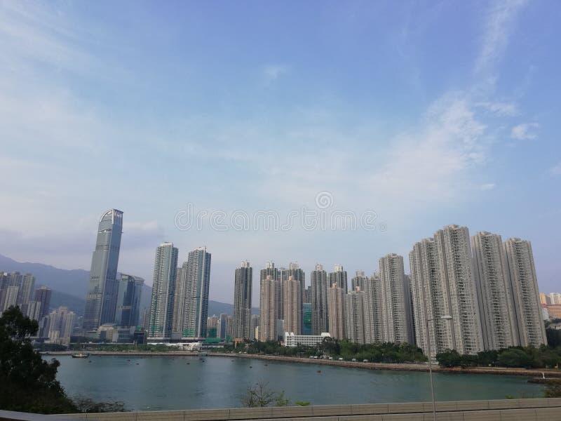 Tsing Yi Harbour immagini stock libere da diritti