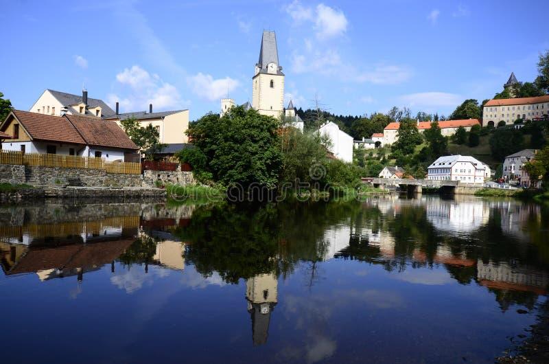 Tsjechische Republiek, Bohemen stock foto