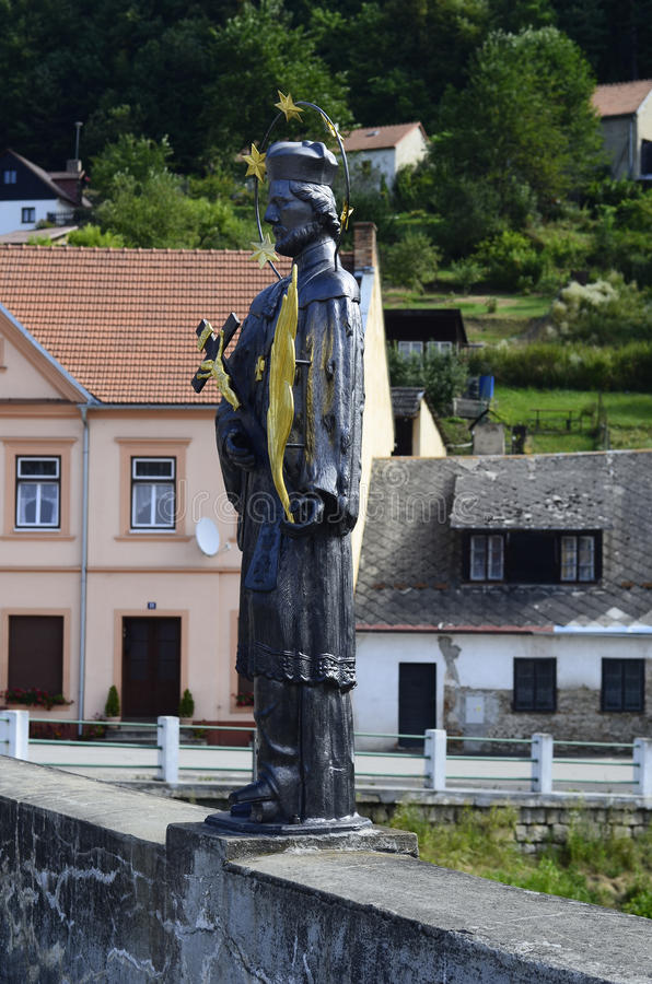 Tsjechische Republiek, Bohemen stock afbeelding