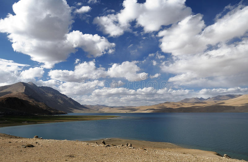 Download Tso Moriri (lake) Stock Image - Image: 26001531