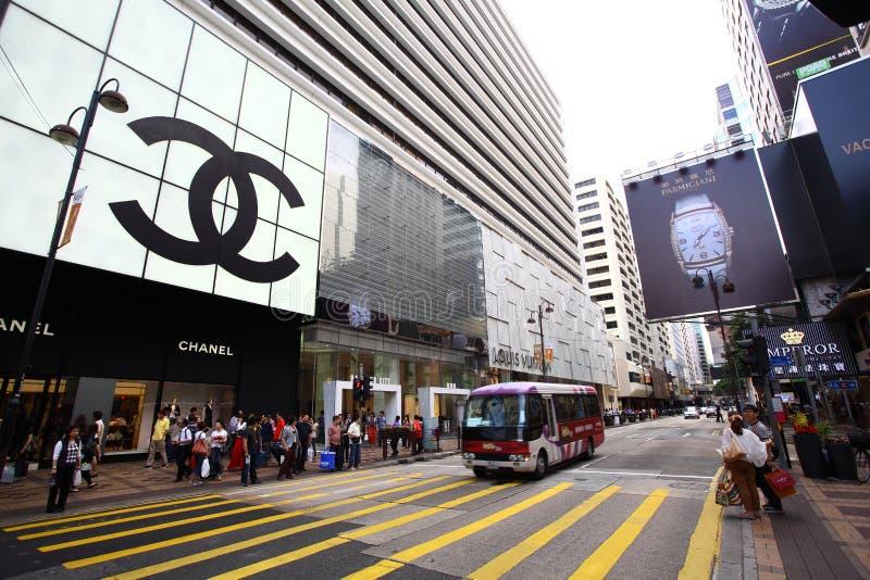 tsui för Hong Kong shatsim arkivfoto