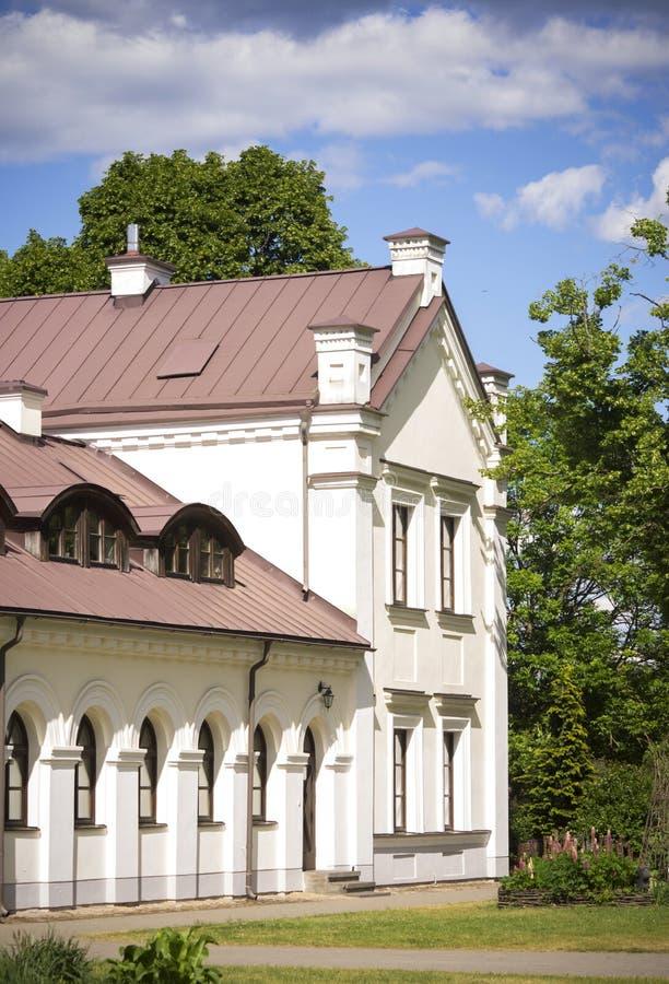 TTower von Mseum der litauischen Natur lizenzfreies stockbild