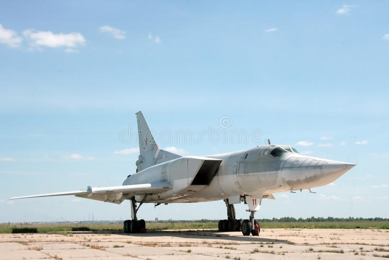Download Tu-22M3 stock photo. Image of tupolev, sonic, travel - 12019304