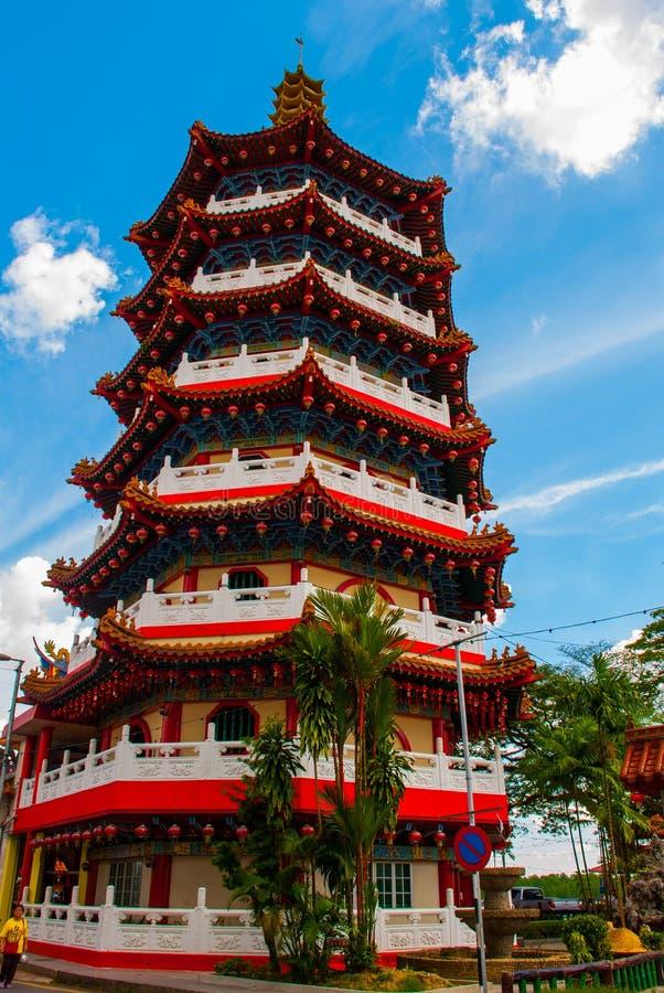 Tua Pek Kong Chinese Temple  Bintulu City, Borneo, Sarawak, Malaysia