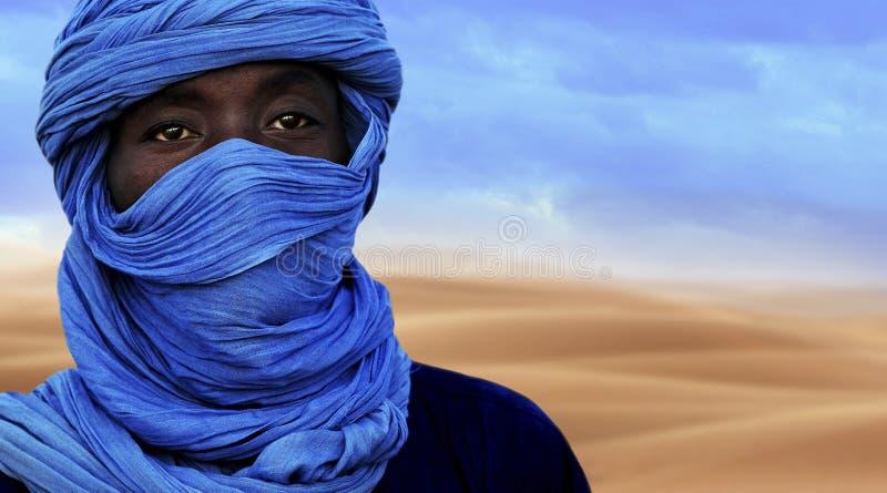 Tuaregs i Timbuktu fotografering för bildbyråer
