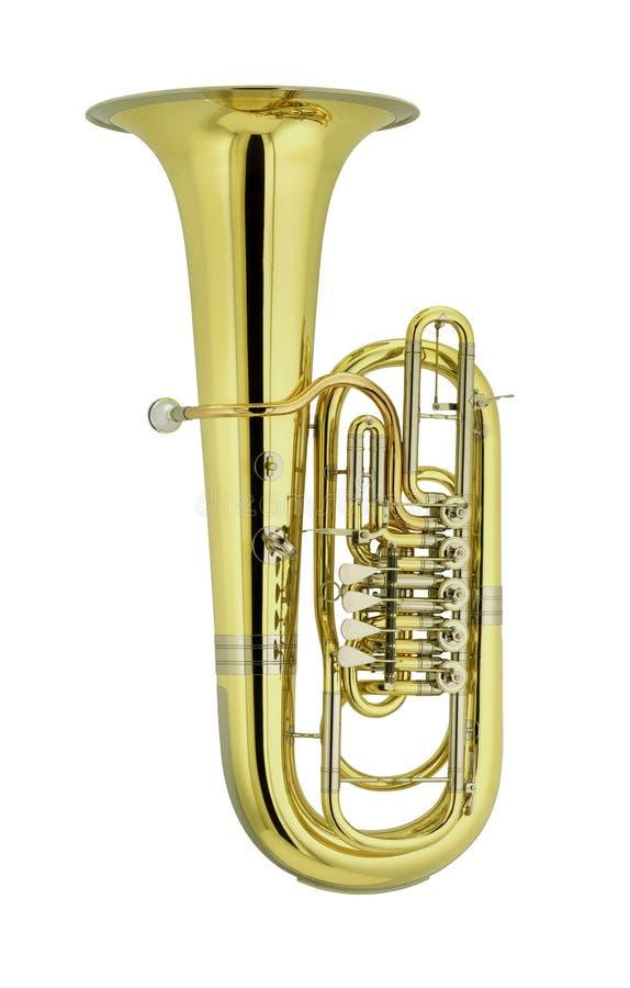tuba β στοκ φωτογραφία με δικαίωμα ελεύθερης χρήσης