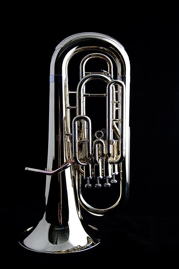 tuba euphonium bass obrazy royalty free