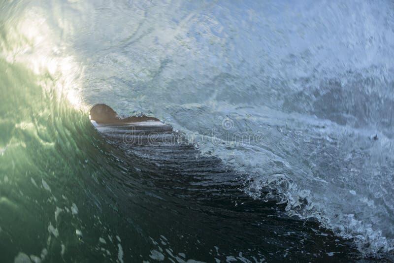 Tubatura di Wave immagini stock libere da diritti
