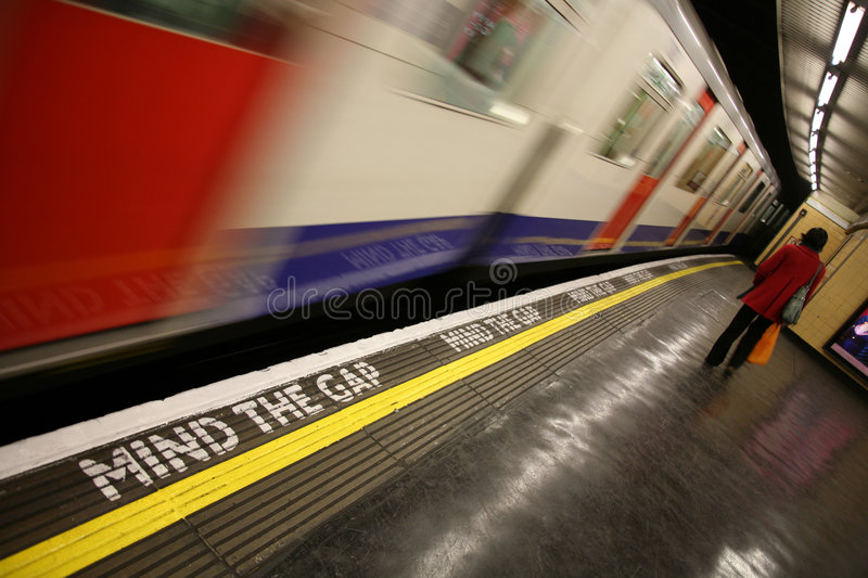 Download On the tube stock image. Image of speed, urban, transportation - 5224571