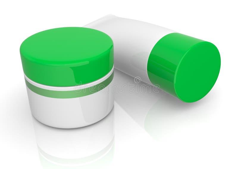 Download Tube and jar stock illustration. Image of render, liquid - 31336301