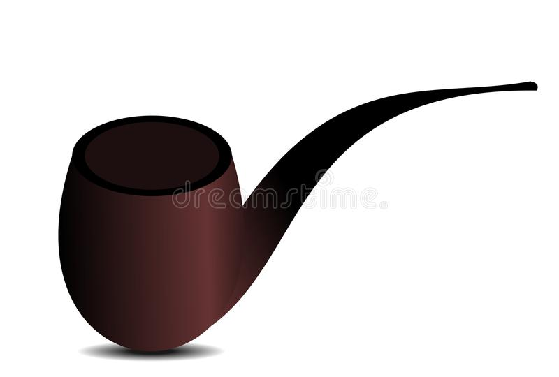 Download Tube tobacco stock vector. Illustration of fire, activity - 12495599