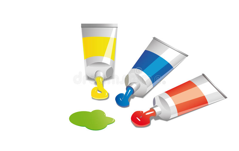 Download Tubes stock vector. Illustration of creative, illustration - 10896863