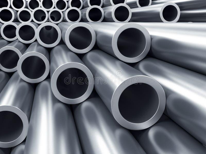 tubes ilustração do vetor