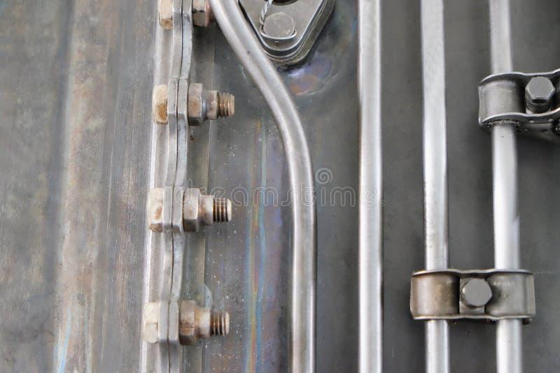 Tubi per rifornimento di ossigeno immagini stock libere da diritti