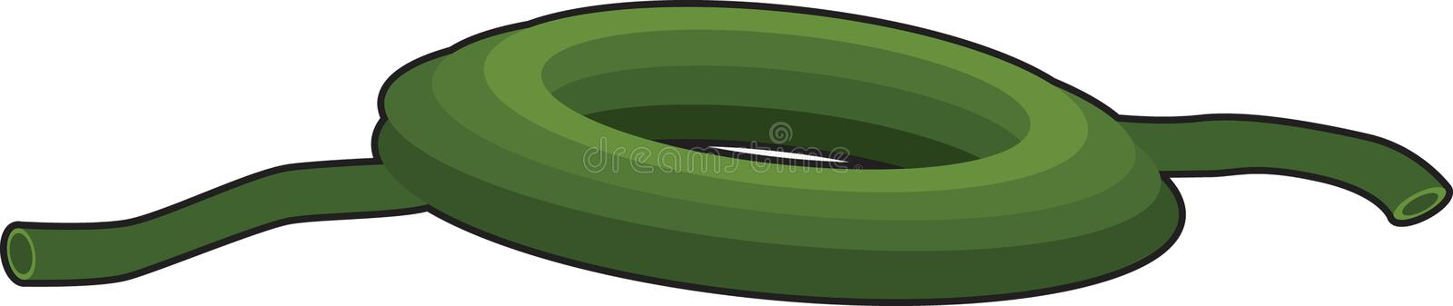 Download Tubing stock vector. Illustration of illustration, colorful - 10540305