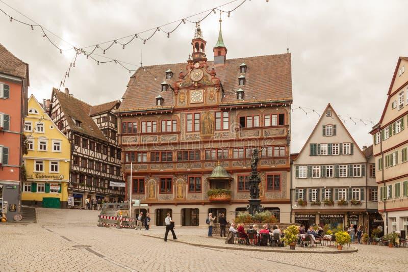 Tubinga, Alemanha imagens de stock royalty free