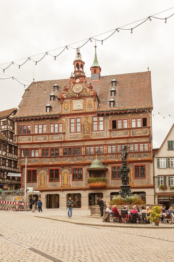 Tubinga, Alemanha fotografia de stock royalty free